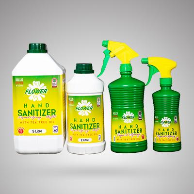 Sanitizer Liquids